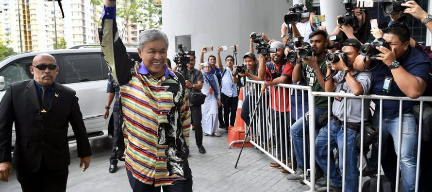 MACC: Ex-DPM Zahid to be charged tomorrow and Thursday