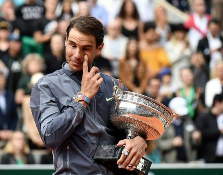 Nadal sweeps to 12th French Open and 18th Grand Slam title