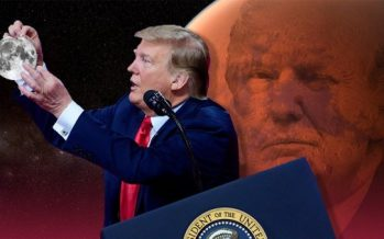 Donald Trump says Moon is part of Mars, trolled on Twitter