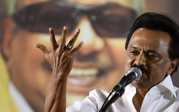 DMK: Hindi not in the blood of people of Tamil Nadu