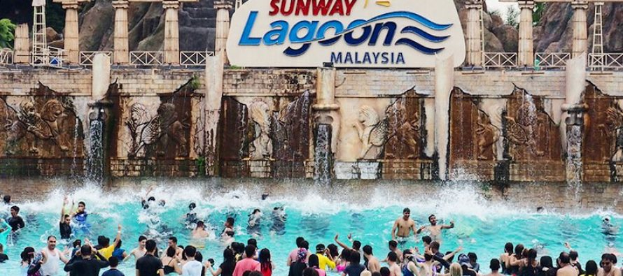 Sunway Lagoon eyes revenue of RM180 mln this year