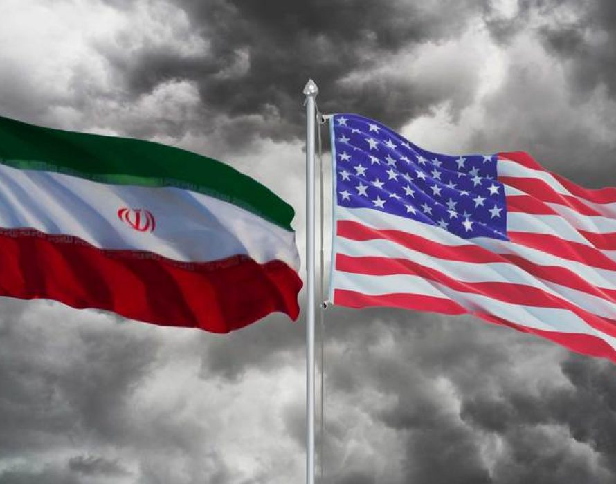 US releases video alleging Iran's military recovering mine