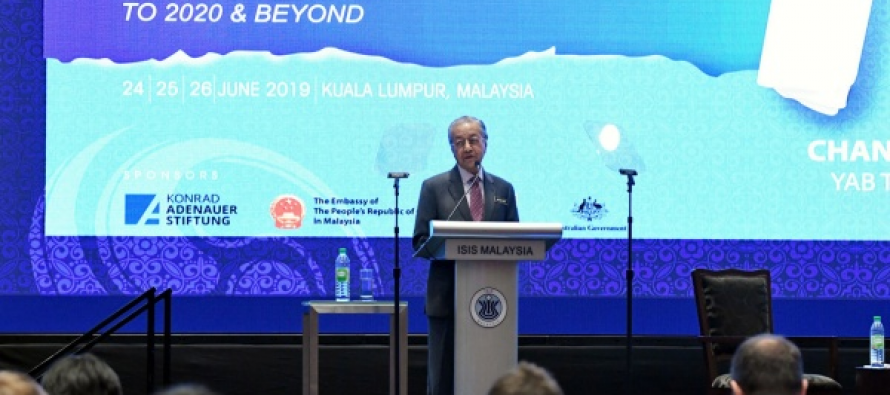 Malaysia to stay away from conflicts initiated by others
