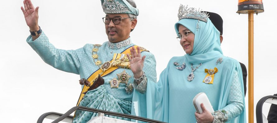 Agong: Appreciate the peace we enjoy in Malaysia