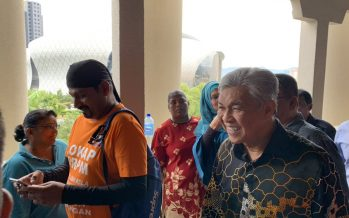 Zahid Hamidi charged with another 33 corruption charges