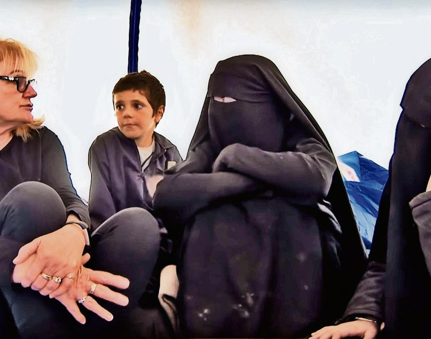 Australian Islamic State orphans rescued from Syria camp