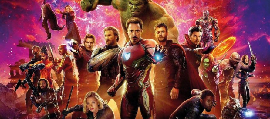 No 'Endgame' for Marvel fan: seen 'Avengers' film 110 times