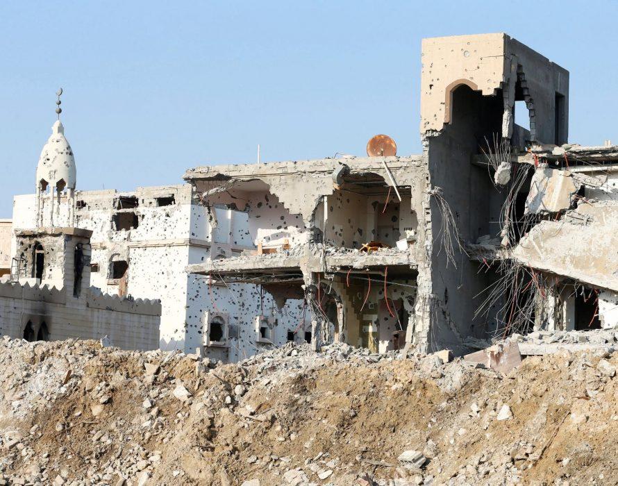 Saudi renovates Shiite Awamiya after crushing revolt