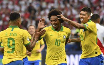 Brazil defeats Paraguay in Copa America quarter final