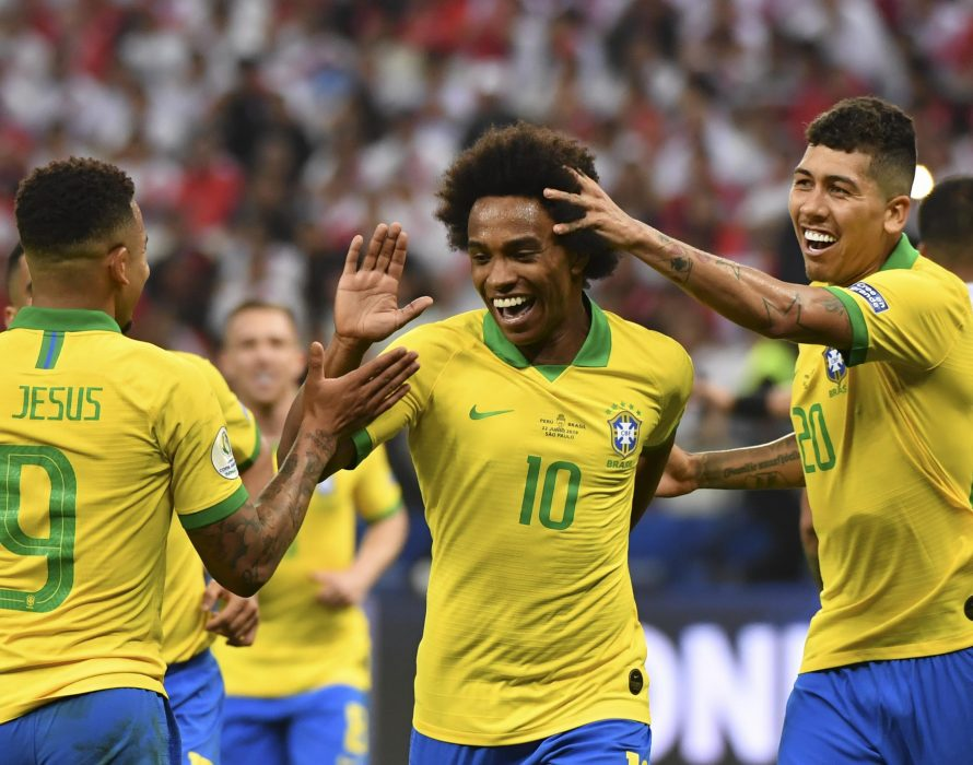 Brazil defeats Paraguay in Copa America quarter final