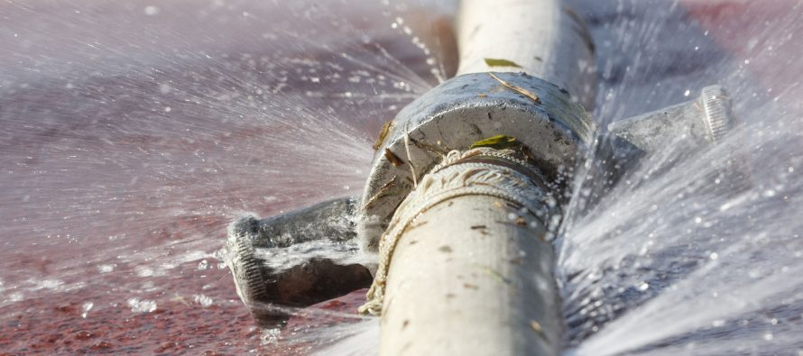 Setia Alam burst pipe repair works completed