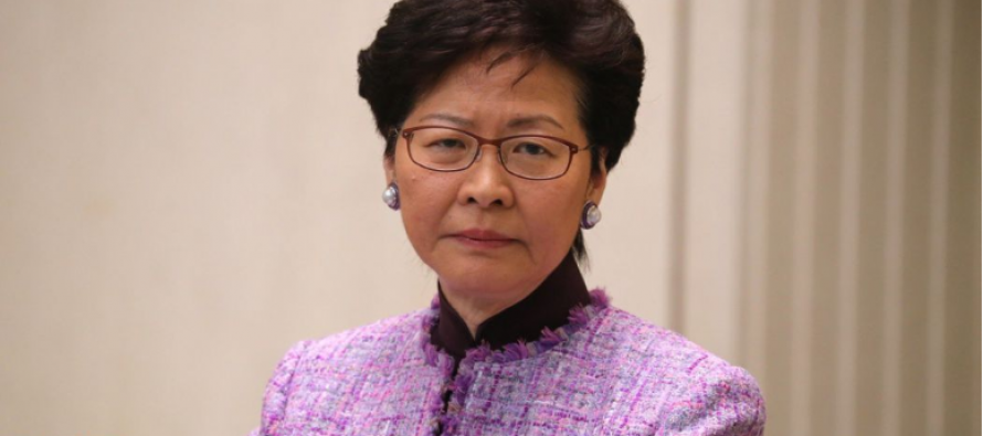 Carrie Lam apologises, refuses to quit