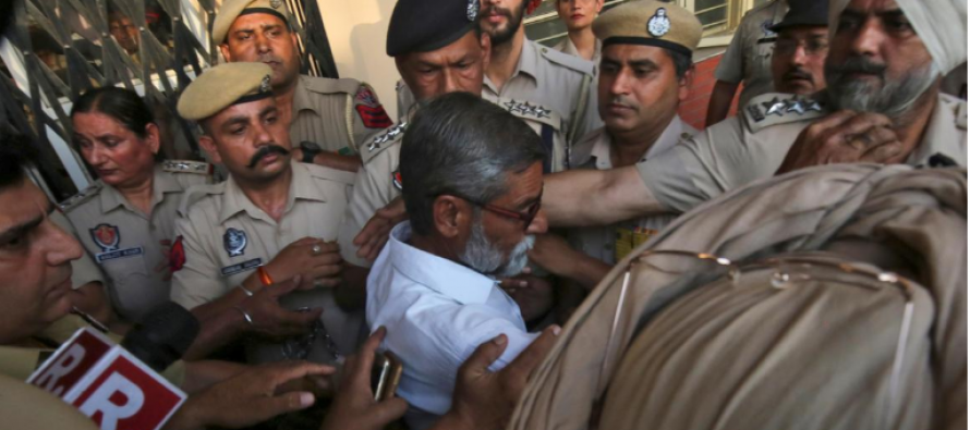 India jails three for life over child rape-murder