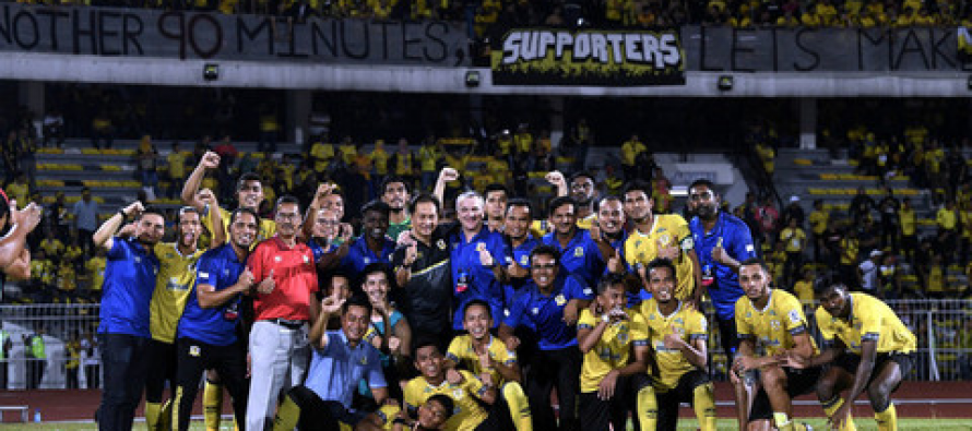 Bos Gaurus gets RM150,000 for advancing to FA Cup Final