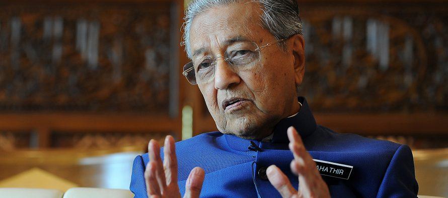 Learn from GE14 failure, Dr Mahathir to Bersatu