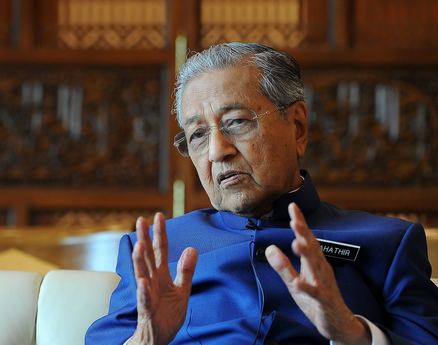 Dr M: Judiciary RCI stands on judiciary misconduct