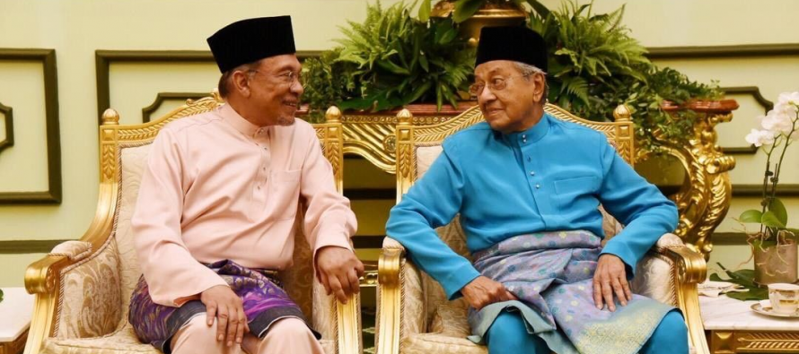 Dr Mahathir: I will not be PM beyond three years