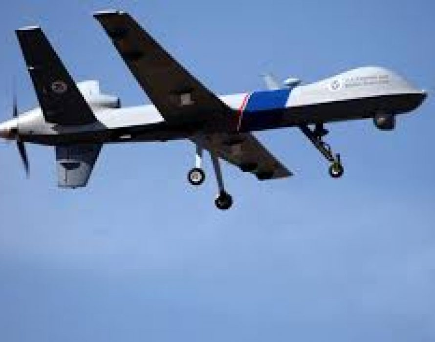 Police use drones at bazaars to monitor SOP compliance