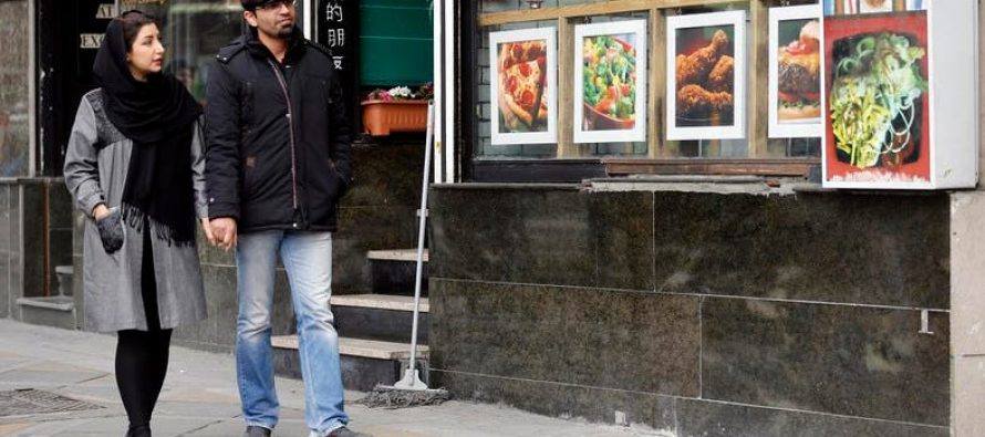 Hundreds of Tehran restaurants shut for breaking 'Islamic principle