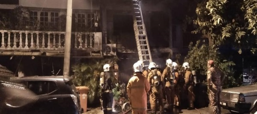 Three in family killed in house fire in Petaling Jaya