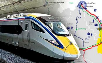 ECRL project: Local construction firms show encouraging interest