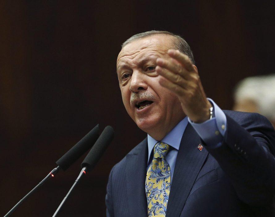 Erdogan absent at OIC meet