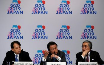 G-20 opens with high tensions
