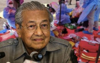 Mahathir: Stern action against Pasir Gudang culprits