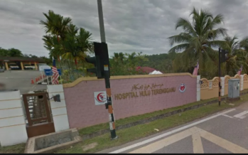 Another Orang Asli patient admitted to Hulu Terengganu Hospital