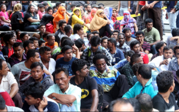 Gov't spends nearly RM3.5 mil on detained migrants' food