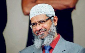 Zakir Naik: Indian ED a sign of shameful desperation