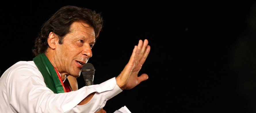 Imran Khan: Why link Islam with terrorism?