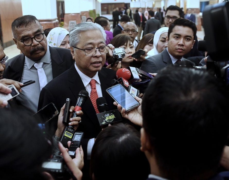 Ismail Sabri Yaakob to quit PSC as it is sidelined