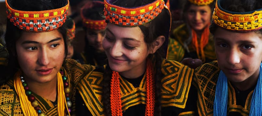 Minority Kalash community threatened by tourists