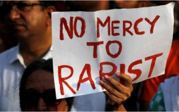 Six convicted over rape-murder of Indian child