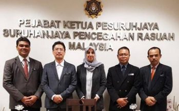 Latheefa Koya pledges corruption free environment for Malaysians