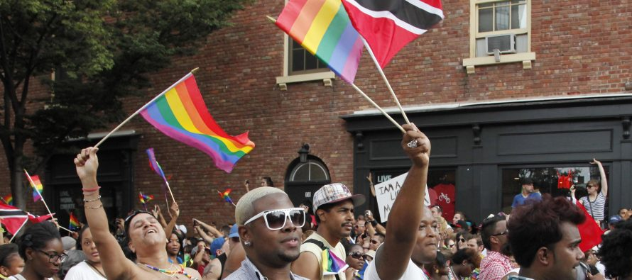 Vibrant gay rights movement fights homophobia
