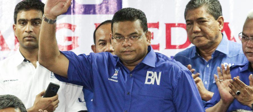 Umno's Lokman, Gobalakrishnan released after overnight arrest