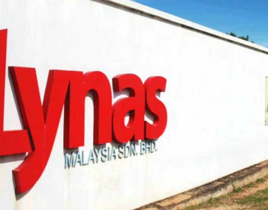 Lynas to relocate waste processing operation out