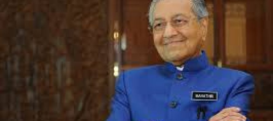 UK Jewish students slam Dr M for insults against the community