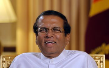 Sirisena sacks Sri Lankan intelligence chief