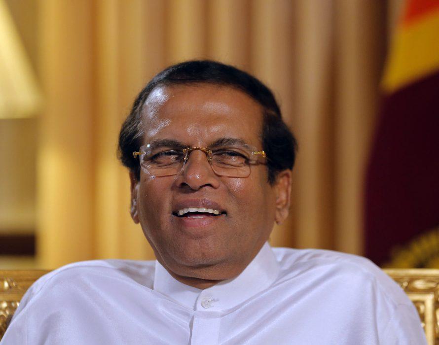 Sirisena sacks Sri Lankan intelligence chief