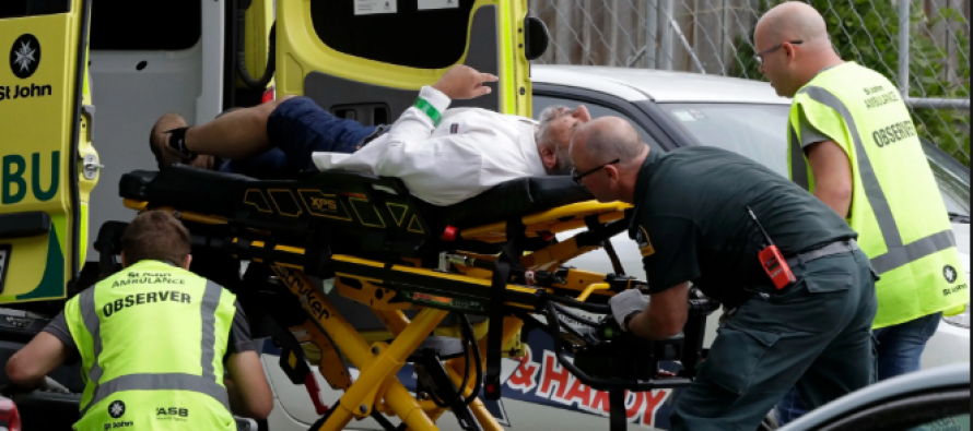 New Zealander jailed for sharing mosque shooting video