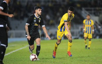 Perak stuns Pahang for a spot in FA Cup final