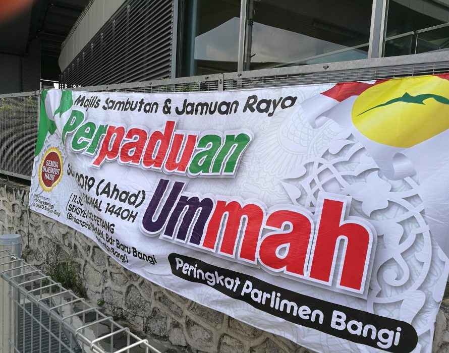 Unity of the Ummah rally to chart Umno-PAS cooperation
