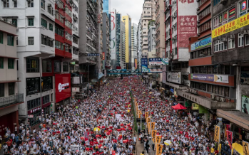 Hong Kong: Extradition bill backlash may cripple legislature