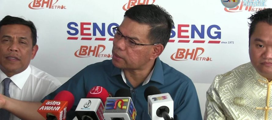 Saifuddin: Info on PKR members not disclosed to outsiders
