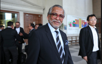 Court of Appeal returns lawyer Shafee's passport