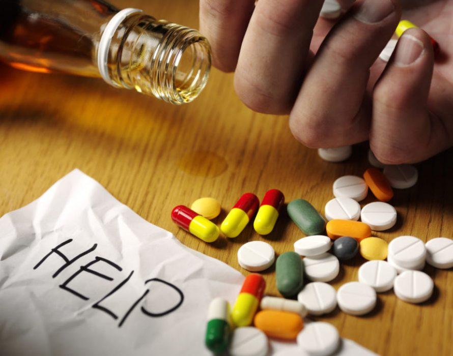 Comedian held over quarrel found to have taken drugs