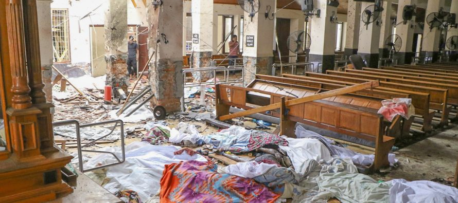 Key suspects of Sri Lanka Easter bombings arrested, extradited